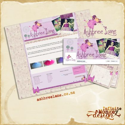 ashbree lane website package