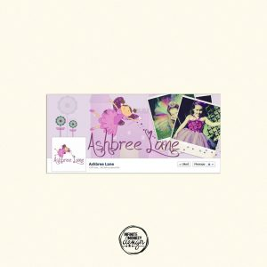 Ashbree Lane facebook design