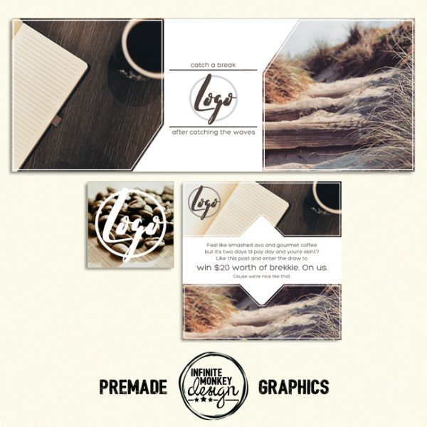 premade facebook graphic template nz